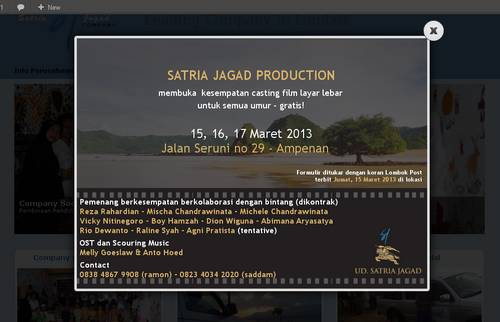 Satria Jagad