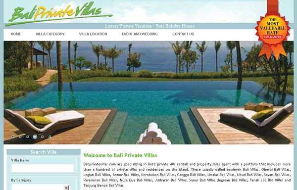Bali Private Villas