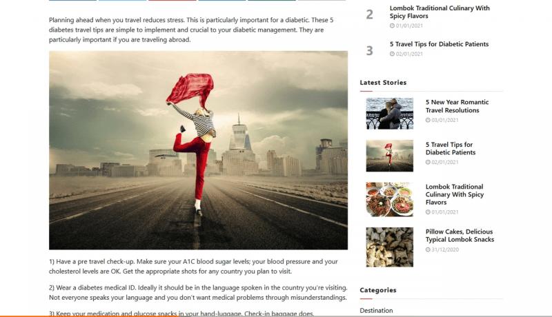 Rinjani News - Tema WordPress Multipurpose Untuk Blog, News dan Magazine