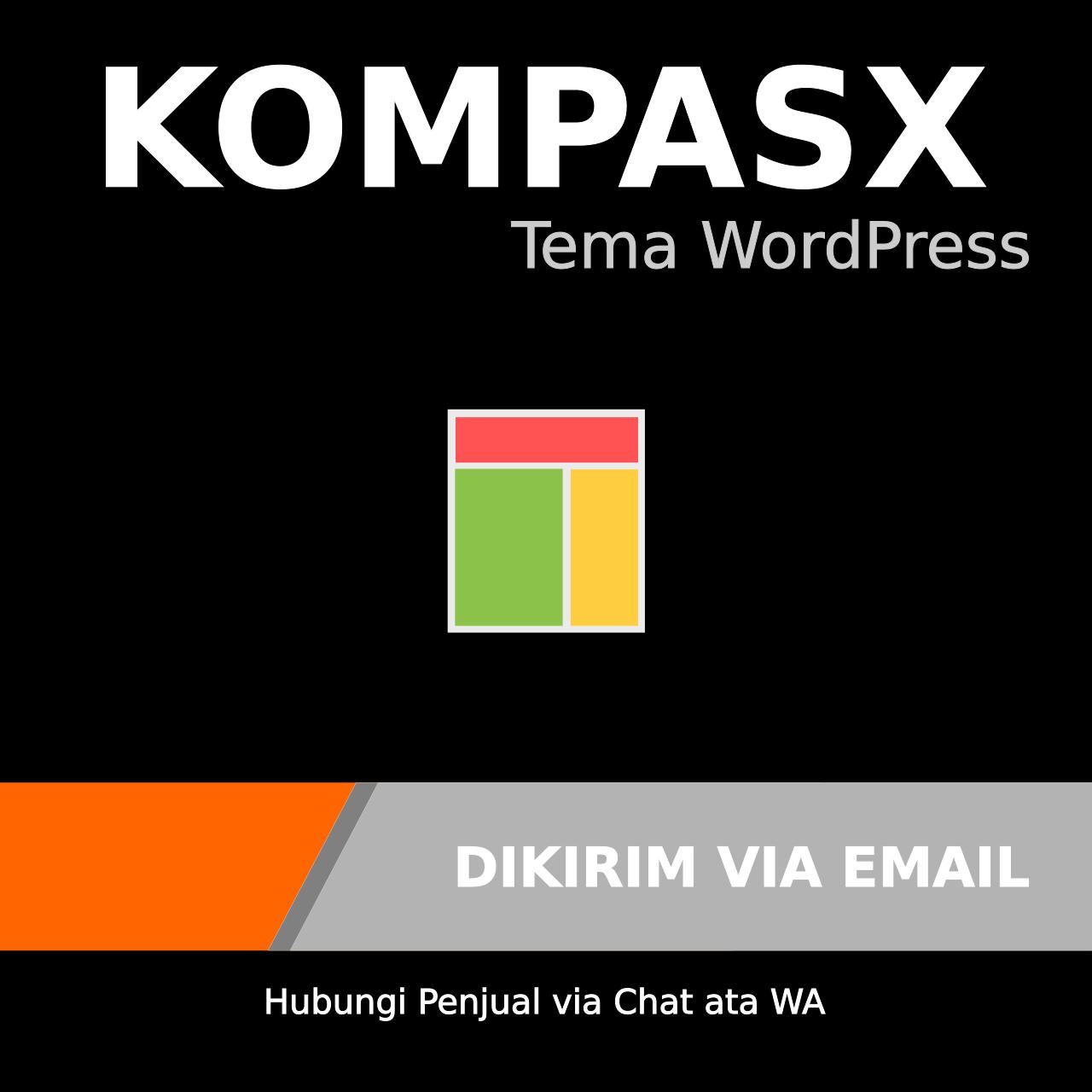 KompasX – Tema WordPress Untuk Website Berita